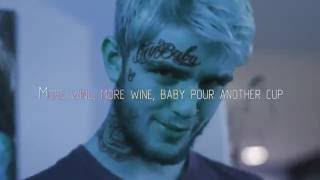 LiL Peep x Lil Tracy - White Wine [LYRICS]