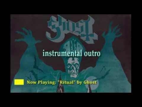 """Karaoke - Ghost """"Ritual"""""""