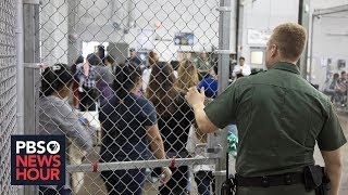 What Trump's new immigration rules mean for the detention of migrant children