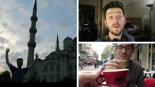 The BEST Coffee & Exploring the City! : Vlogtober Day 4 Thumbnail