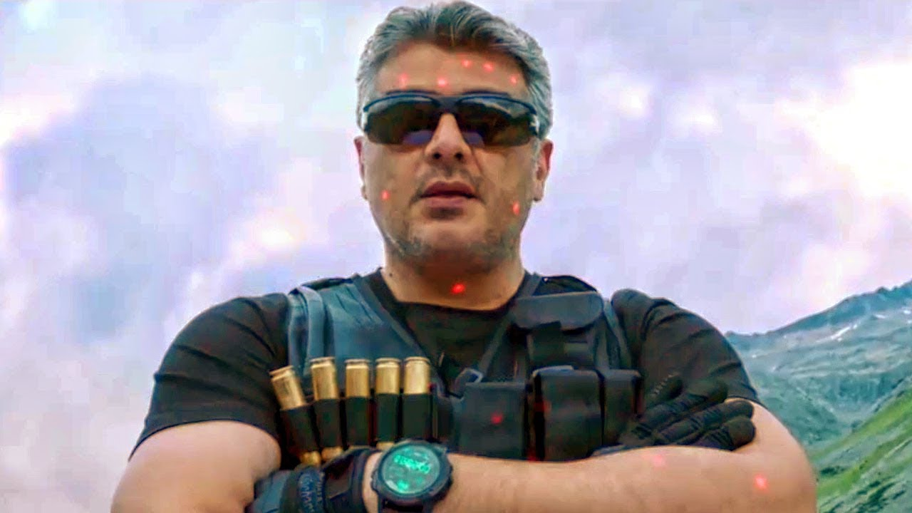 Download Vivegam Action Scene   South Indian Hindi Dubbed Best Action Scene