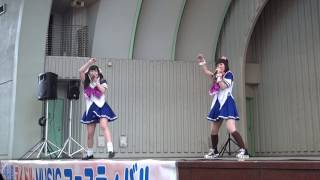 2017年3月18日 第6回 上野公園アイドルMUSICフェスティバルより 福岡の...