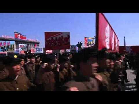 Pyongyangites Meet to Support Statement of KPA Supreme Command