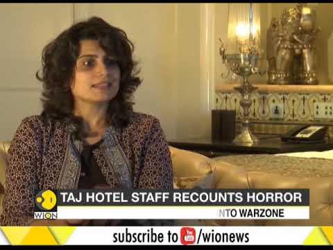 Taj hotel staff recounts horror of 26/11 Mumbai attacks