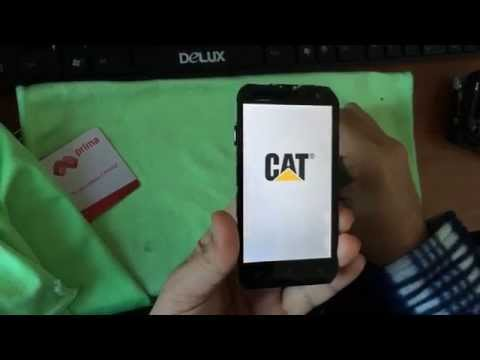 Touchscreen replacement CAT B15