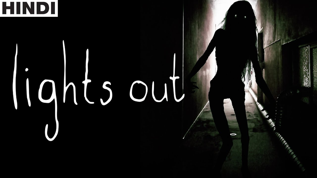 Download Lights Out (2016 film) Full Horror Movie Explained in Hindi
