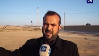 الطريق الصحراوي - تزايد عدد الحوادث بسبب رداءة أحوال الطريق