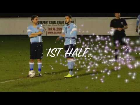 DROITWICH SPA 6-0 HAMPTON: GAME HIGHLIGHTS...