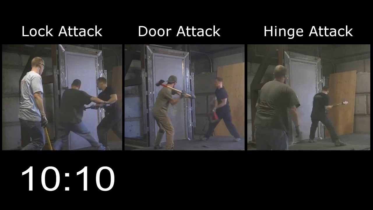 Ceco Door Forced Entry Bullet Resistant Test  sc 1 st  YouTube : ceco door - pezcame.com