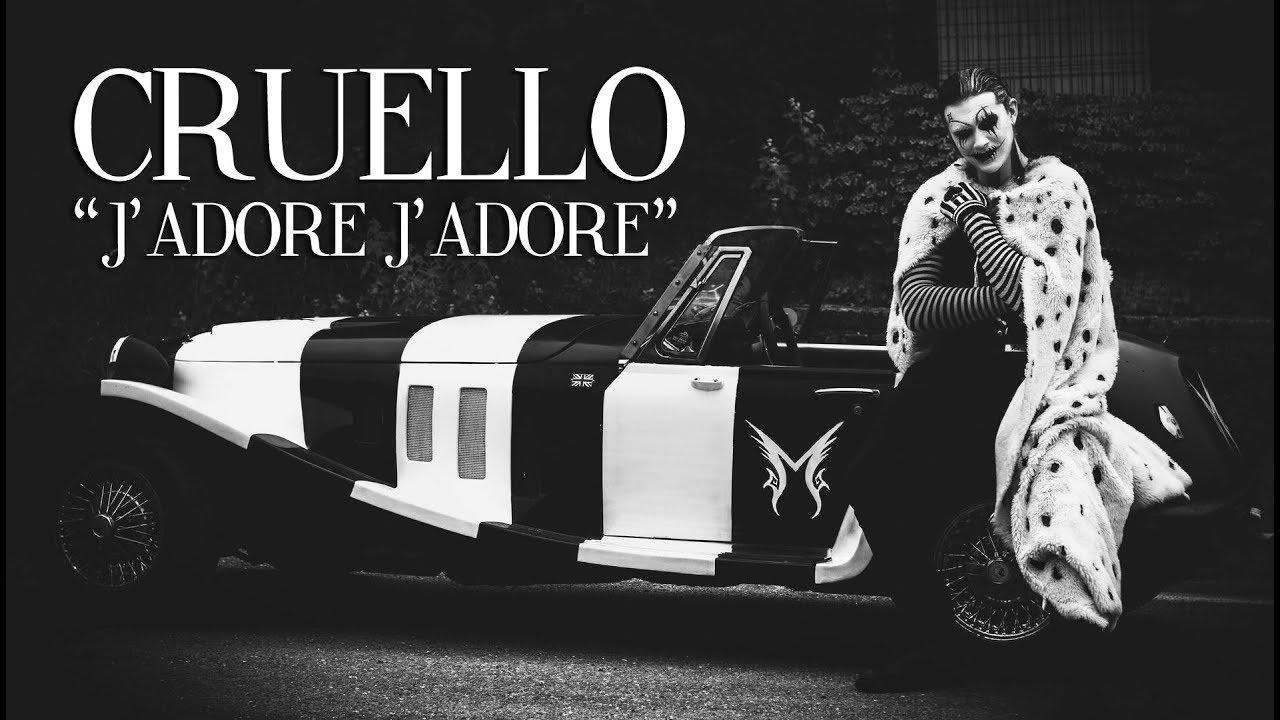 Cruello - J'adore j'adore ! ( MagiCJacK ) English/Spanish SUB