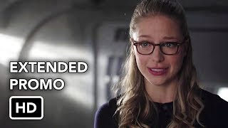"Supergirl 3x07 Extended Promo ""Wake Up"" (HD) Season 3 Episode 7 Extended Promo"
