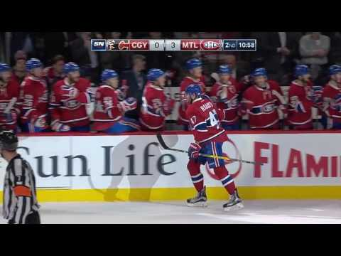 Calgary Flames vs Montreal Canadiens | January 24, 2017 | Game Highlights | NHL 2016/17