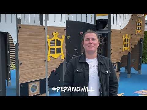 Vidéo encouragements 2021 - COURSE Transat en double Pep Costa et Will Harris