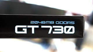 Review: Gigabyte Geforce GT 730