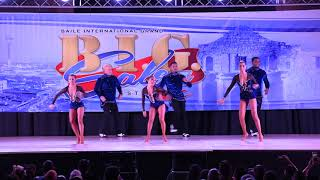 Yamulee Dance Company Performance at BIG Salsa Festival 2018