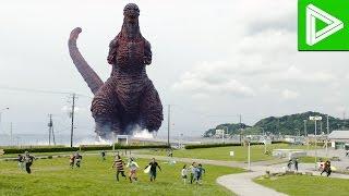 10 TERRIFYING Giant Movie Monsters