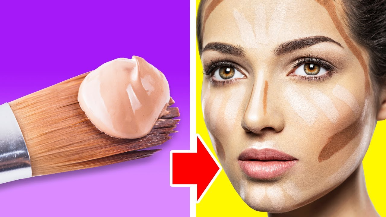 Simple MAKEUP TRICKS Every Girl Should Know