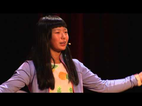 Just climb through it | Ashima Shiraishi | TEDxTeen