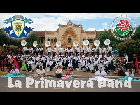 La Primavera School -  Application Rose Parade 2016, Panamá