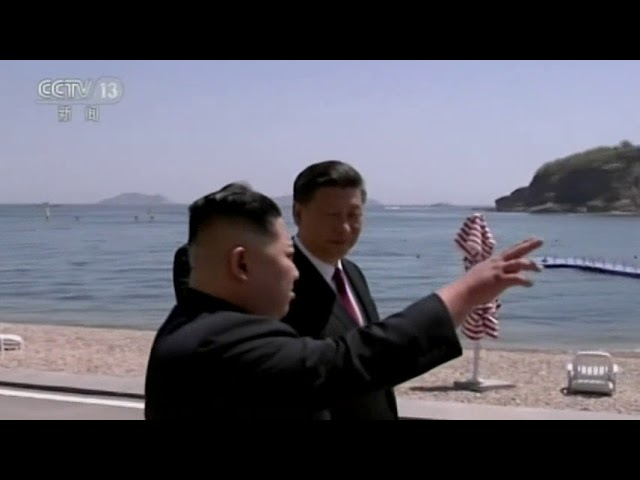 Xi, Kim Jong Un Meet in China