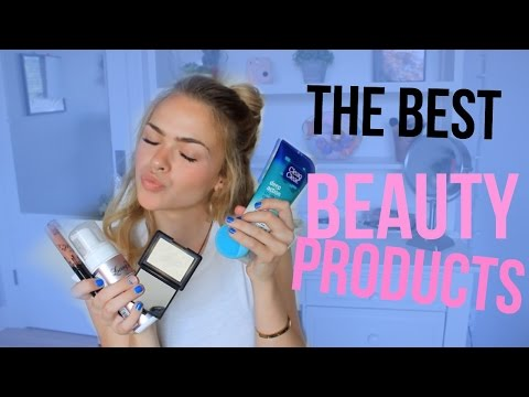 The Best Beauty Products EVER! // Summer Mckeen