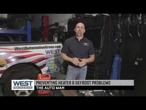 Preventing Heater & Defrost Problems