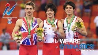 HIGHLIGHTS - 2014 Artistic Worlds, Nanning (CHN) - Men