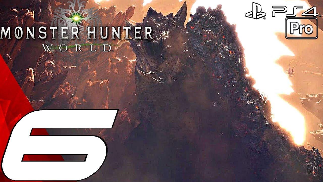 monster hunter world ps4 guide