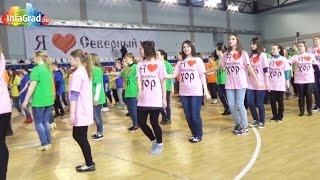 Северный русский народный хор провел открытые уроки по народному пению и северному танцу.