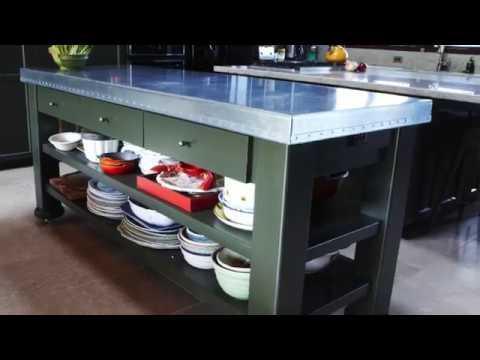 Zinc Countertop Pricing