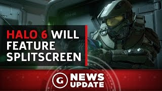 The Next Halo FPS Will Have Split-Screen - GS News Update