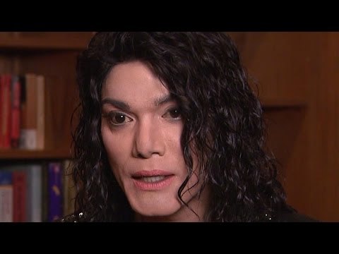 'Searching for Neverland' Star Navi Opens Up About Portraying Michael Jackson in New Lifetime Movie