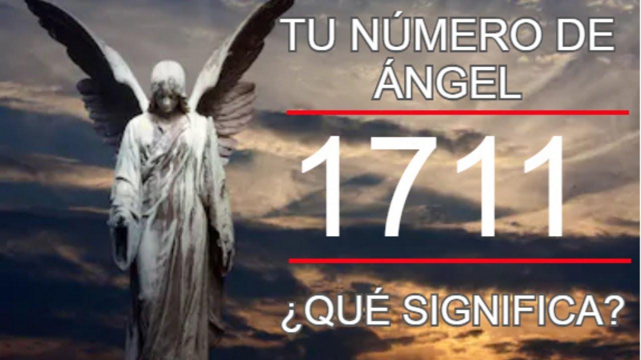 Download Ángel Número 1711 | Tienes un mensaje de los ángeles si ves este número