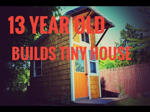 None - 13 Year Old Kid's Tiny House