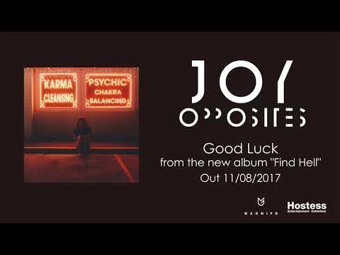 Joy Opposites - Good Luck
