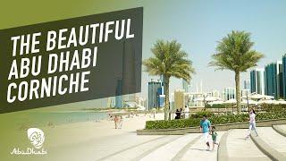 The iconic Abu Dhabi Corniche | Visit Abu Dhabi