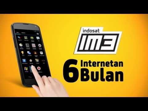 IM3 Internet 6 bln