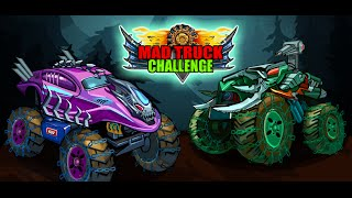 Mad Truck Challenge (Android & iOS) - Promo Video