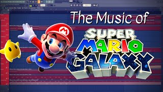 """Good Egg Galaxy"" From Super Mario Galaxy 