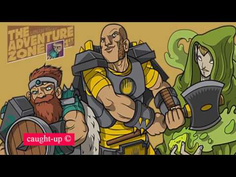 The Adventure Zone Ep 40: Lunar Interlude İ: Rest & Relaxation