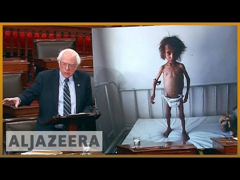 🇺🇸🇾🇪Defying Trump, US Senate votes to end US support for Yemen war l Al Jazeera English