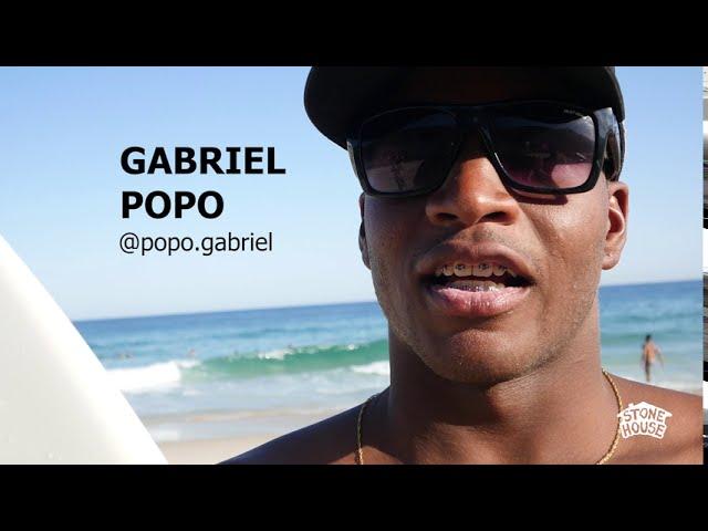 Poder do Surf | Popó quebrando em São Conrado e no Arpoador