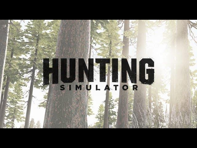 Hunting Simulator Video 1