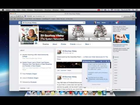 How To Use Facebook To Promote Your Business - The Easy Way