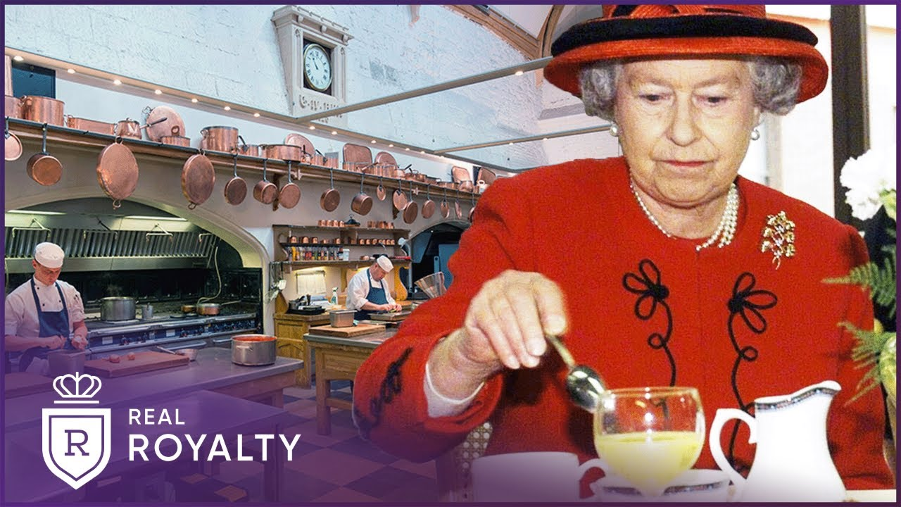 Download Secrets Of The Queen's Kitchen   Real Royalty with Foxy Games