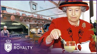 What Went On In The Royal Kitchen | Real Royalty