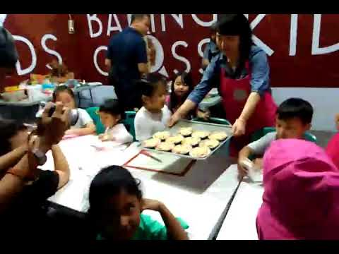 Baking Class for Kids
