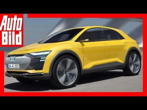 Zukunftsaussicht Audi E Tron Cuv 2020 Details Erklarung Youtube