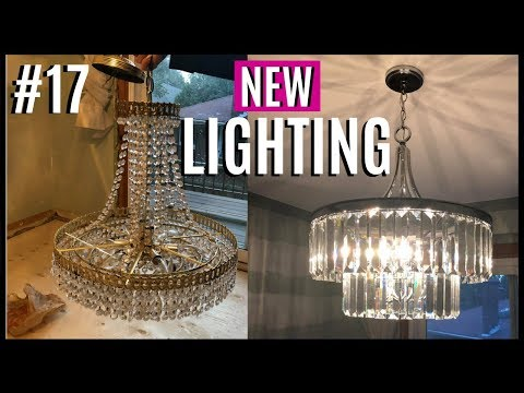 JOURNEY TO HOME #17 | NEW LIGHTING! | HOME RENOVATION