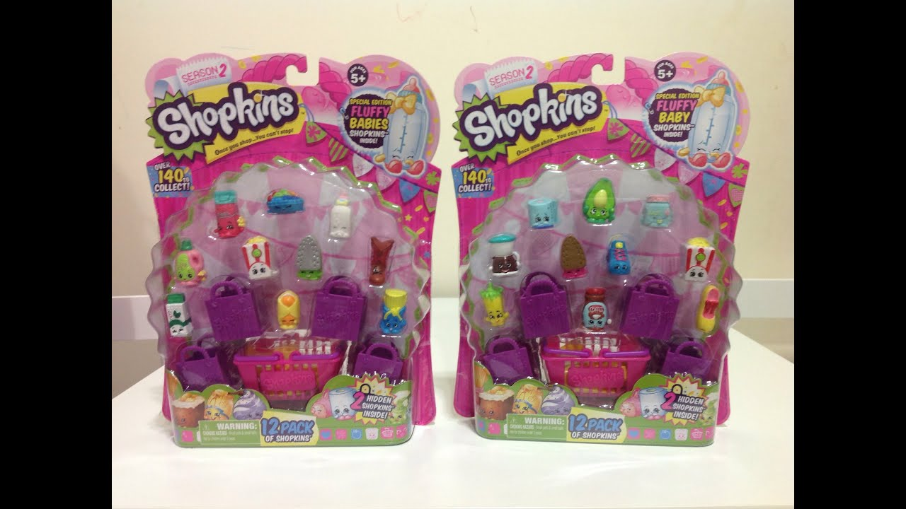 Another Try At Slark Ultra Rare: UNBOXING SHOPKINS S2 12 PACK ULTRA RARE MARY MERINGUE